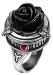 Alchemy Sub Rosa Poison Ring