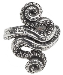 Alchemy Kraken Ring