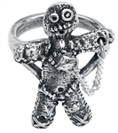 Alchemy Voodoo Doll Ring