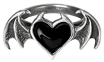Alchemy Blacksoul Ring
