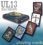 Alchemy UL13 Playing Cards