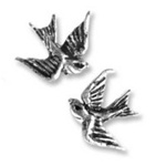Swallow Ear Studs