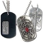 Shoot 'Em Up Dogtags