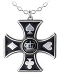 Sharp's Cross Pendant