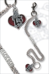 Chained Heart Wallet Chain