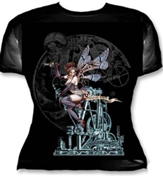 Alchemy Fairy Queen & Country T-shirt