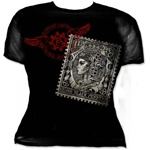 Alchemy Black Penny T-shirt
