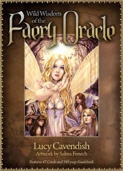 Faery Oracle by Lucy Cavendish