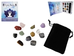 Crystal Healing Gems boxed set
