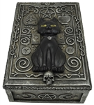 Magick Black Cat Box