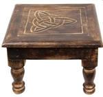 Triquetra altar table