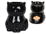 Witches Cat Oil Burner