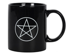 Witches Pentagram Mug