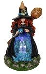 Witch Backflow incense burner