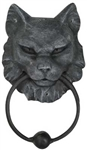 Gargoyle Cat Head Door Knocker