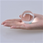 Small Clear Crystal Ball