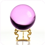 Extra Large Colour Crystal Ball