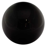 Small Obsidian Crystal Ball