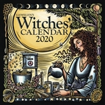 2020 Witches Calendar by Llewellyn