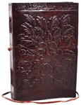 Greenman Leather bound journal