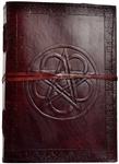 Pentagram Leather journal