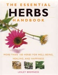 Essential Herbs Handbook by Lesley Bremness
