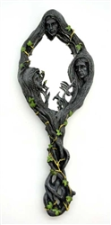 Maiden Mother Crone Hand Mirror