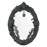 Maiden Mother Crone Wall Mirror