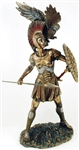 Warrior Athena Statue