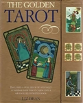 Golden Tarot set by Liz Dean