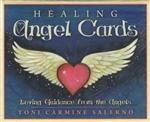 Healing Angel Cards deck