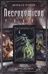Necronomicon tarot set
