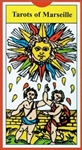 Tarot of Marseille deck