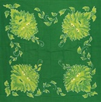 Green Man Altar Cloth/Scarves