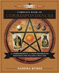 Llewellyn Complete Book of Correspondences by Sandra Kynes