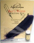 Bat`s Blood Writing Kit