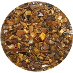 Bag of Tiger Eye gemstone chips