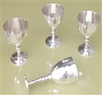 Mini Silver Plated Chalice