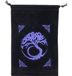 Tree of Life Tarot Bag
