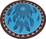 Round  Dream Catcher Tapestry