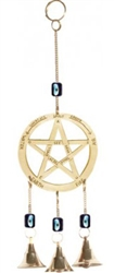 Protection Pentacle and Bells