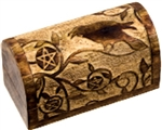 Magick Raven Treasure Chest