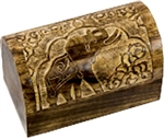 Lucky Elephant Treasure Chest