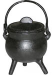Small Cast Iron Cauldron