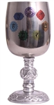 Chakra Chalice Stainless Steel