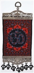 Om Carpet Wall Hanging