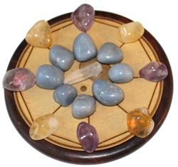 Crystal Grid for Home Blessings