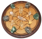 Crystal Grid for Prosperity