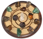 Crystal Grid for Success