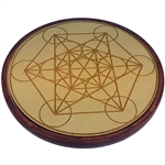 Crystal Grid - Metatron design